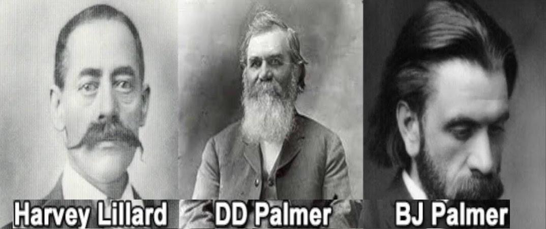 Chiropractie Deurne Vlierden Lillard Palmer Palmer